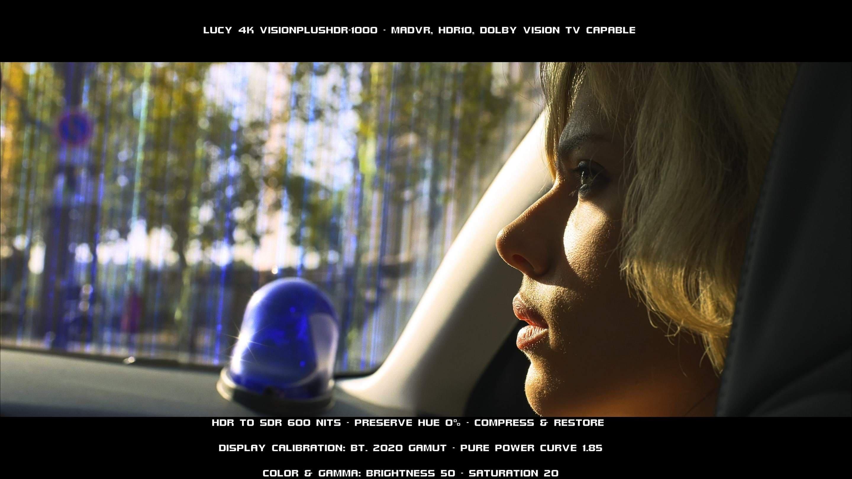 Lucy 2014 4K Ultra HD 2160P