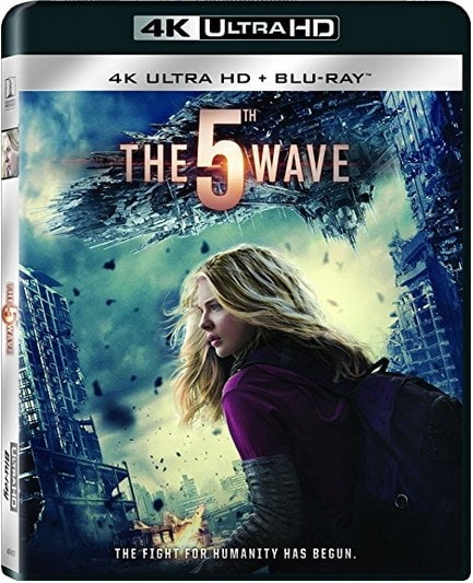 The 5th Wave 2016 2160p 4K UHD BluRay HEVC 10bit DTS-HD 5.1 [ENG]