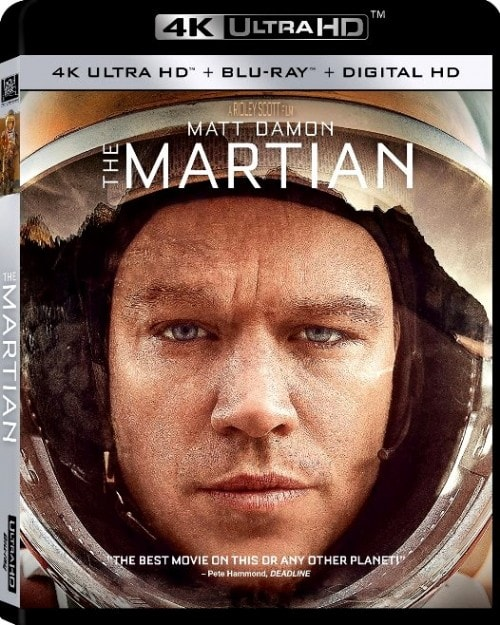 The Martian 2015 4K ULTRAHD [ENG]