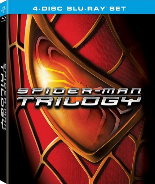 Spider-Man Trilogy 2002-2007 Mastered in 4k 1080p Blu Ray DTS x264