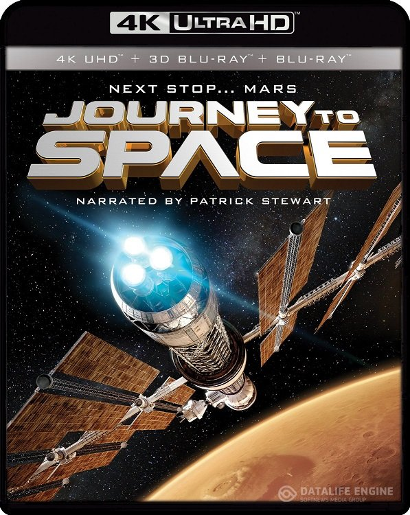 Journey To Space 2015 Multi 2160p 4K UltraHD BluRay (x265 HEVC 10bit) ATMOS 7.1 ESub