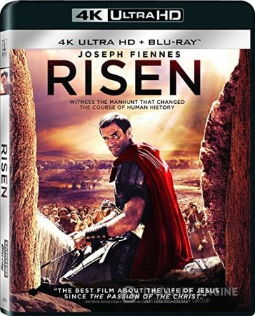 Risen 2016 2160p 4K UltraHD BluRay HEVC 10bit DTS-HD 5.1 [ENG]