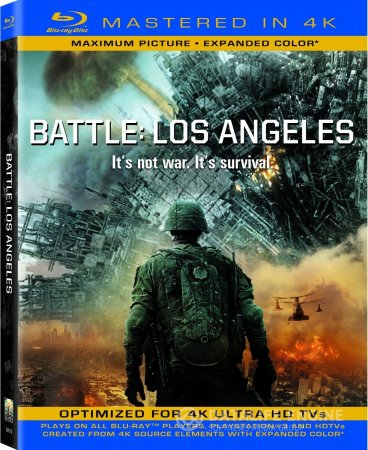 Battle Los Angeles 4K 2011