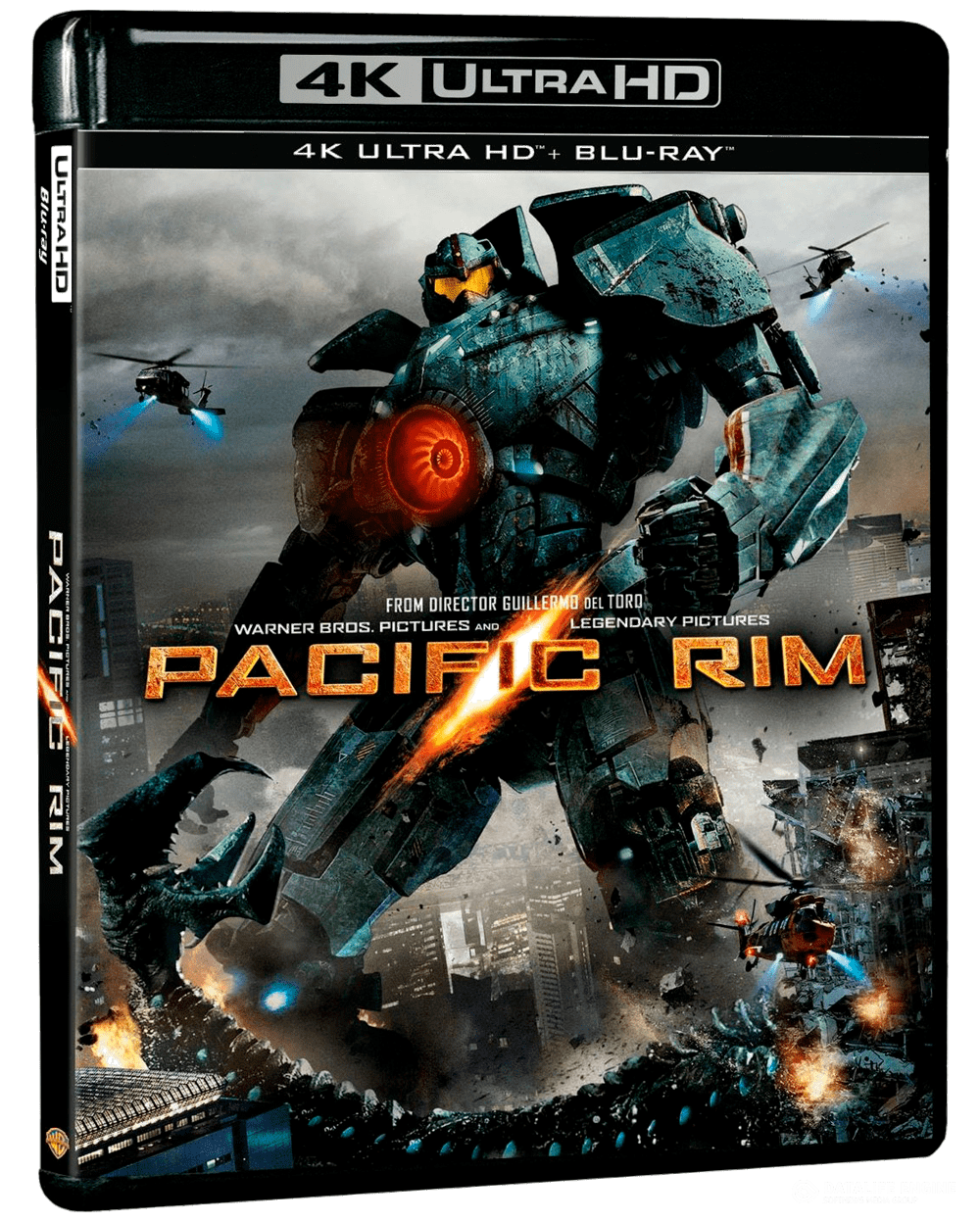Pacific Rim (2013) 2160p 4K UltraHD BluRay (x265 HEVC 10bit) 2CH AAC