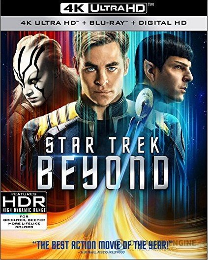 Star Trek Beyond (2016) 2160p 4K UltraHD BluRay x265 (HEVC 10bit BT709)
