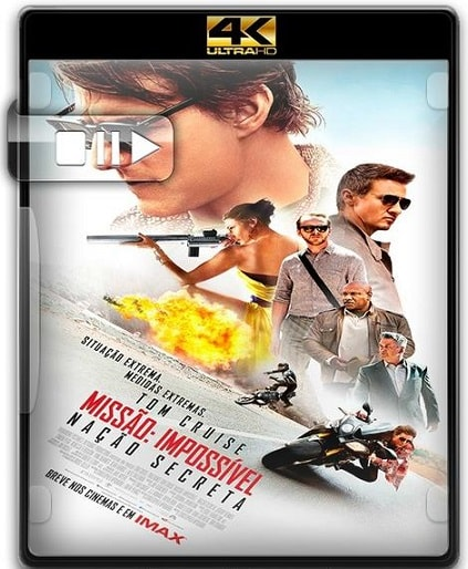 Mission: Impossible - Rogue Nation (2015) 2160p WEB-DL x264