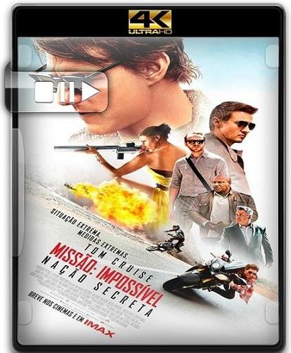 Mission: Impossible - Rogue Nation (2015) 2160p WEB-DL x264