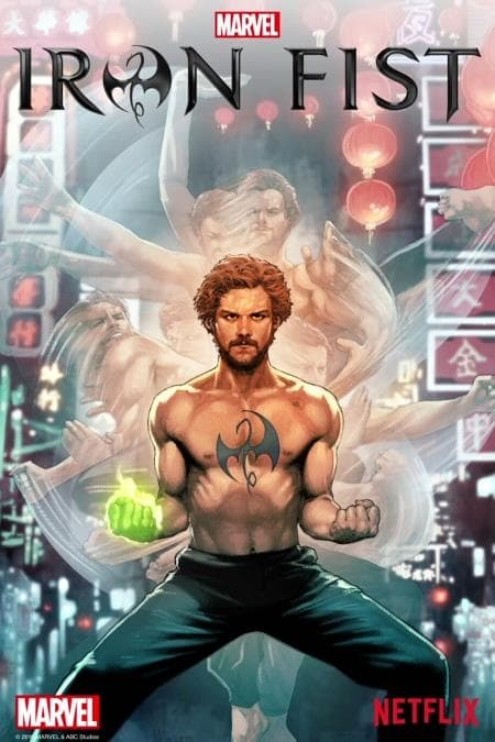 Marvels Iron Fist in 4K 2160 Ultra HD [Ep.1 - Ep. 13]