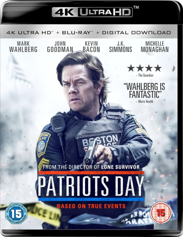 Patriots Day (2016) 4k 2160P