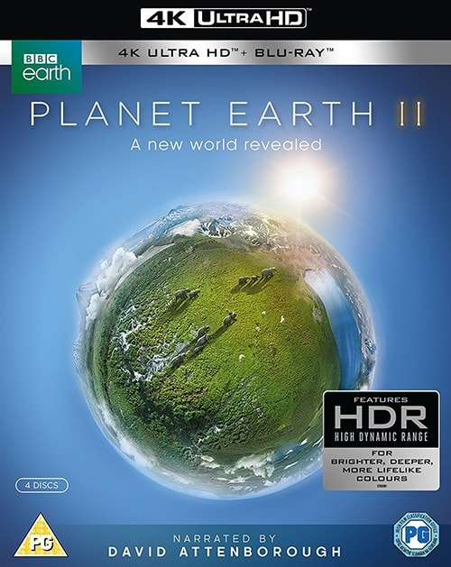 Planet Earth II S01 E01 HEVC 2160p UHD BluRay