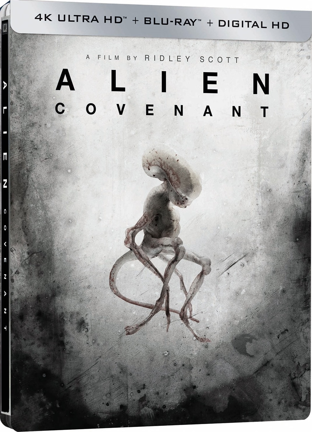 Alien: Covenant (2017) BluRay REMUX 4k Ultra HD 2160