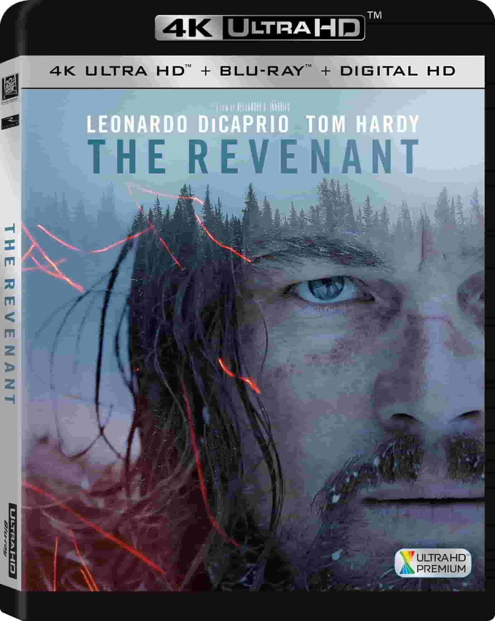 The Revenant (2015) 2160p BluRay + REMUX HDR10 » Download Movies 4K