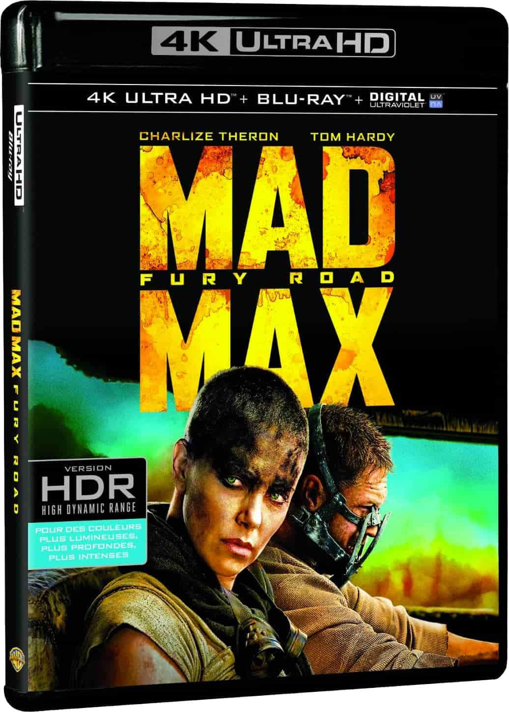 Mad Max: Fury Road 4K 2015
