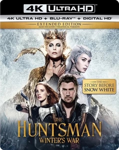 The Huntsman: Winter's War 2016 BluRay Ultra HD 2160
