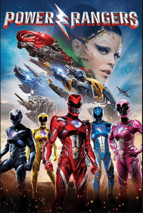 Power Rangers 2017 2160p BluRay REMUX HEVC