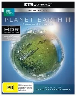 Planet Earth II S01 E06 Cities 4K BluRay REMUX HEVC