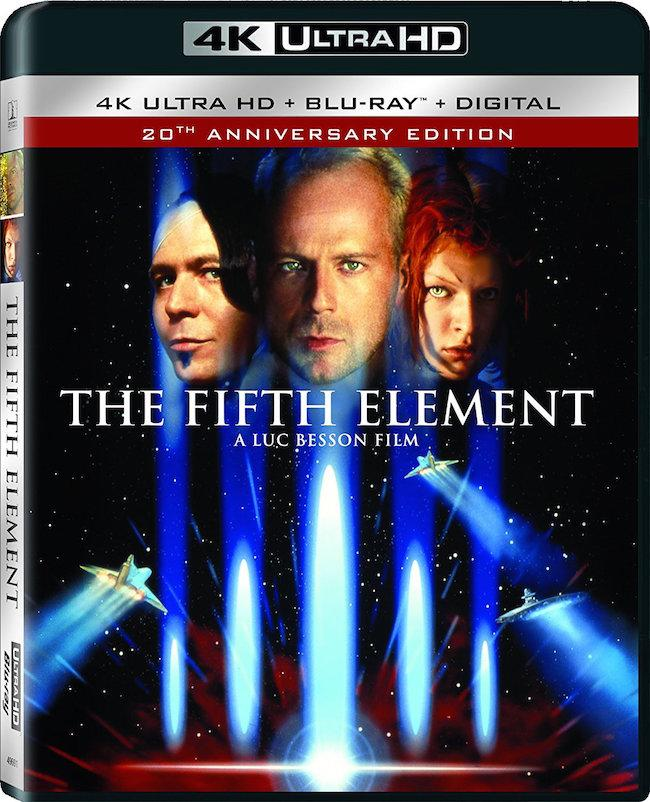 The Fifth Element 1997 4K Ultra HD BluRay REMUX HEVC