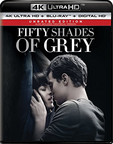 Fifty Shades of Grey 4K 2015