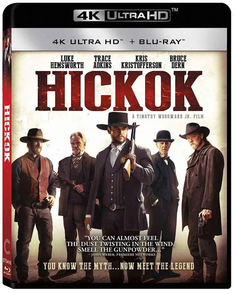 Hickok 2017 4K Ultra HD 2160p BluRay REMUX » Download Movies 4K