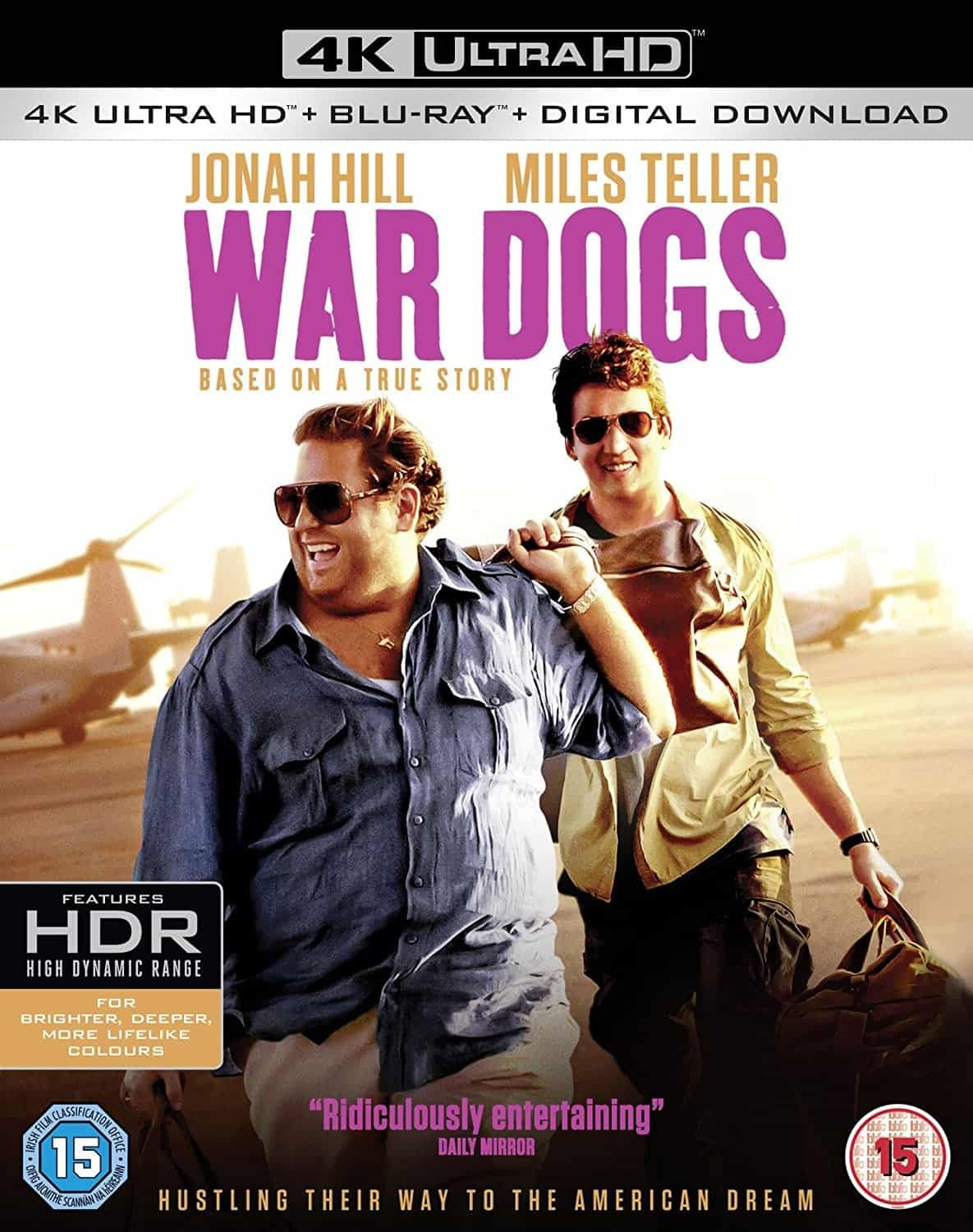 War Dogs 2016 BD Remux 4K UHD 2160P » Download Movies 4K