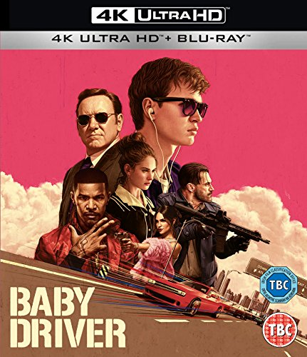 Baby Driver 4K 2017