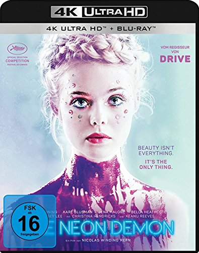 The Neon Demon 2016 4K