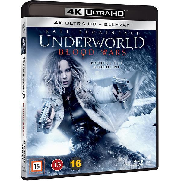 Underworld: Blood Wars 2016 4k Ultra HD 2160P