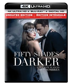 Fifty Shades Darker 4K 2017