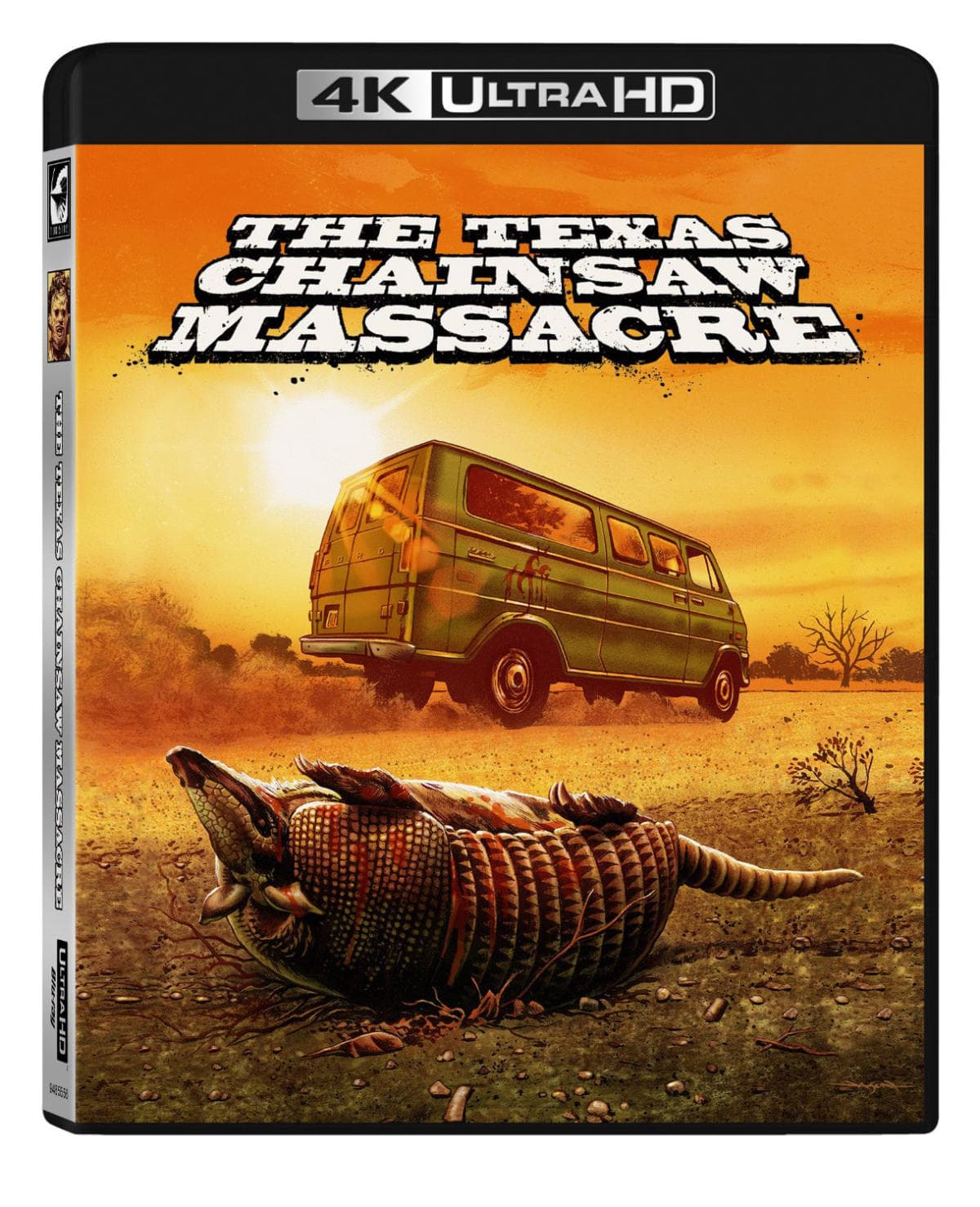 The Texas Chain Saw Massacre (1974) 4K Ultra HD 2160P