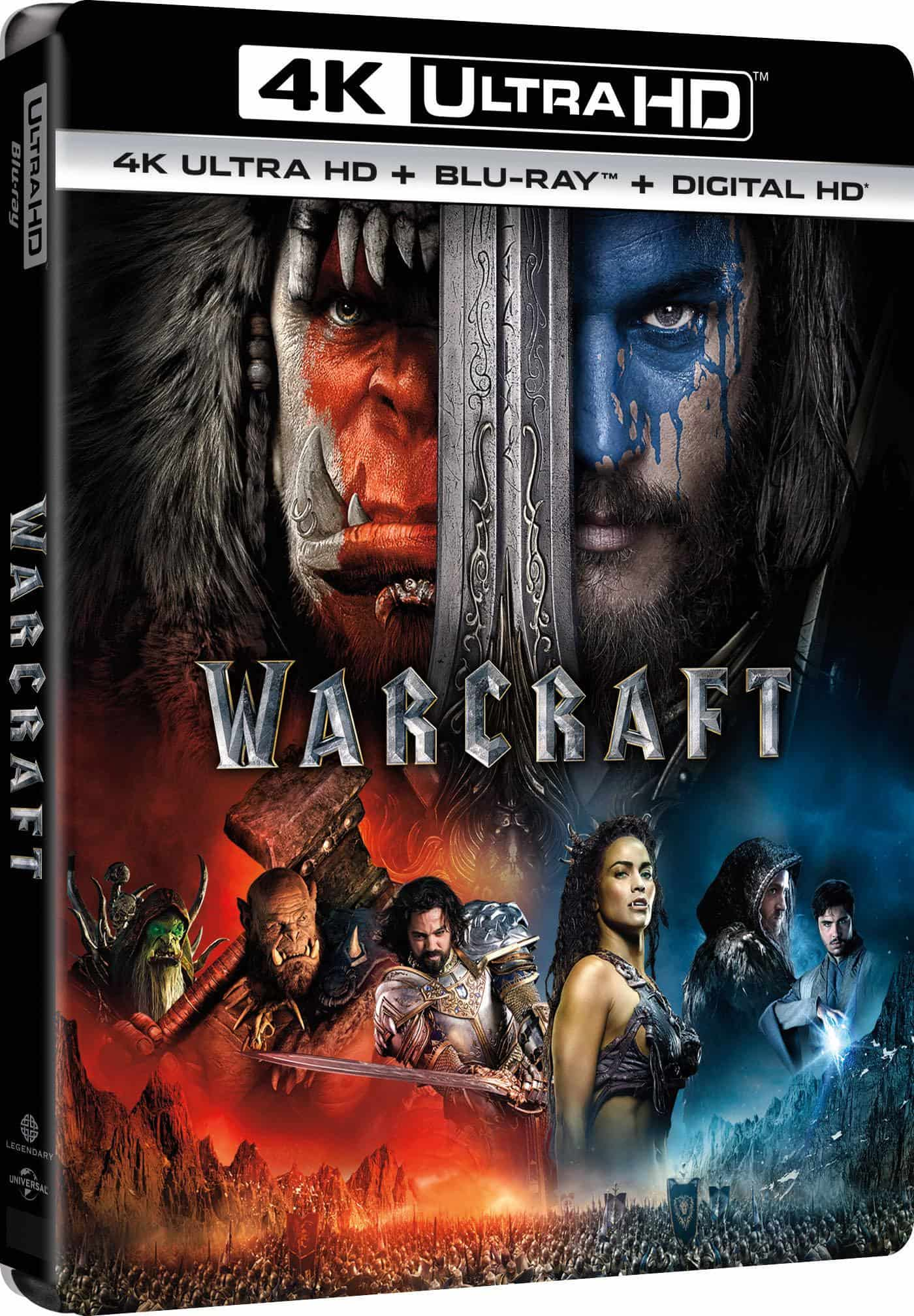 warcraft 2016 movie cast