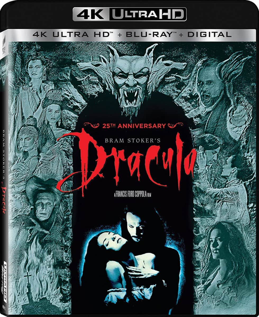 Bram Stokers Dracula (1992) 4K Ultra HD 2160P Blu-Ray