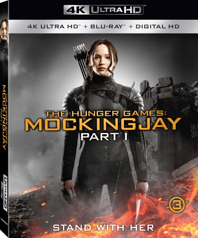 The Hunger Games Mockingjay Part 1 (2014) 4K Ultra HD