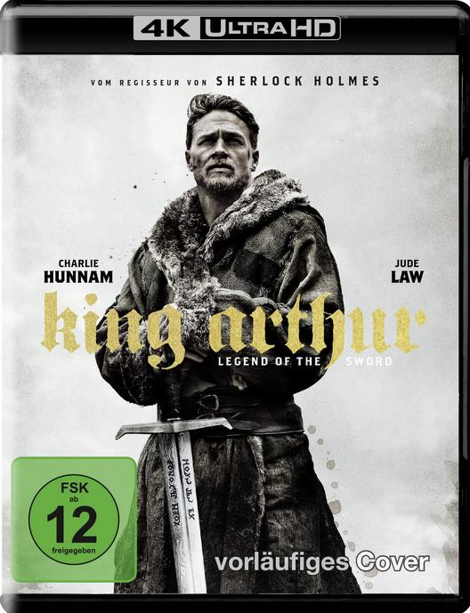 King Arthur Legend of the Sword 2017 4K Ultra HD 2160P