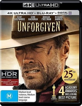 Unforgiven (1992) 4K Ultra HD 2160p BluRay