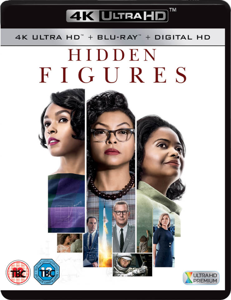 Hidden Figures 2016 4K Ultra HD 2160