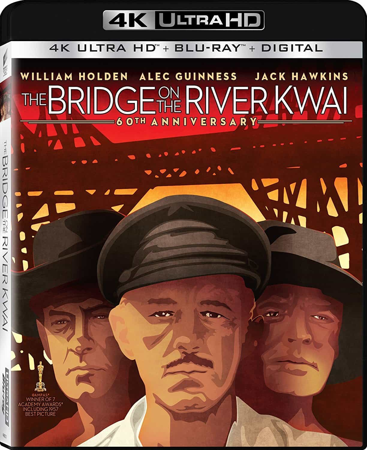 The Bridge on the River Kwai (1957) 4K REMUX+HDR10