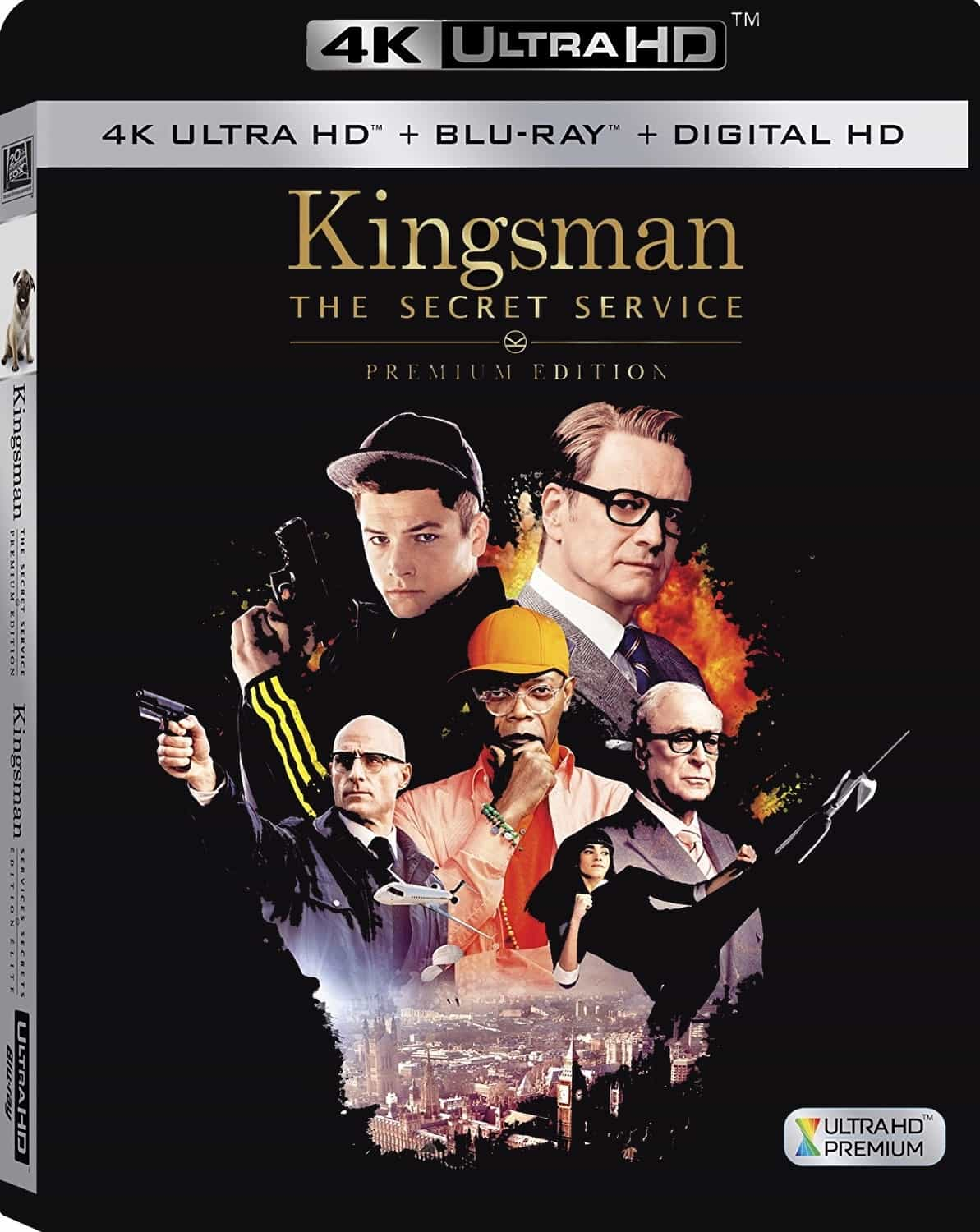 Kingsman: The Secret Service 4K 2014