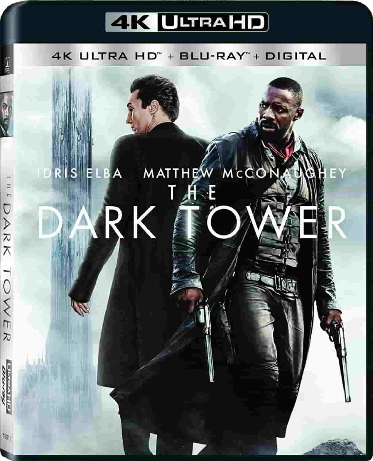 The Dark Tower 4K 2017