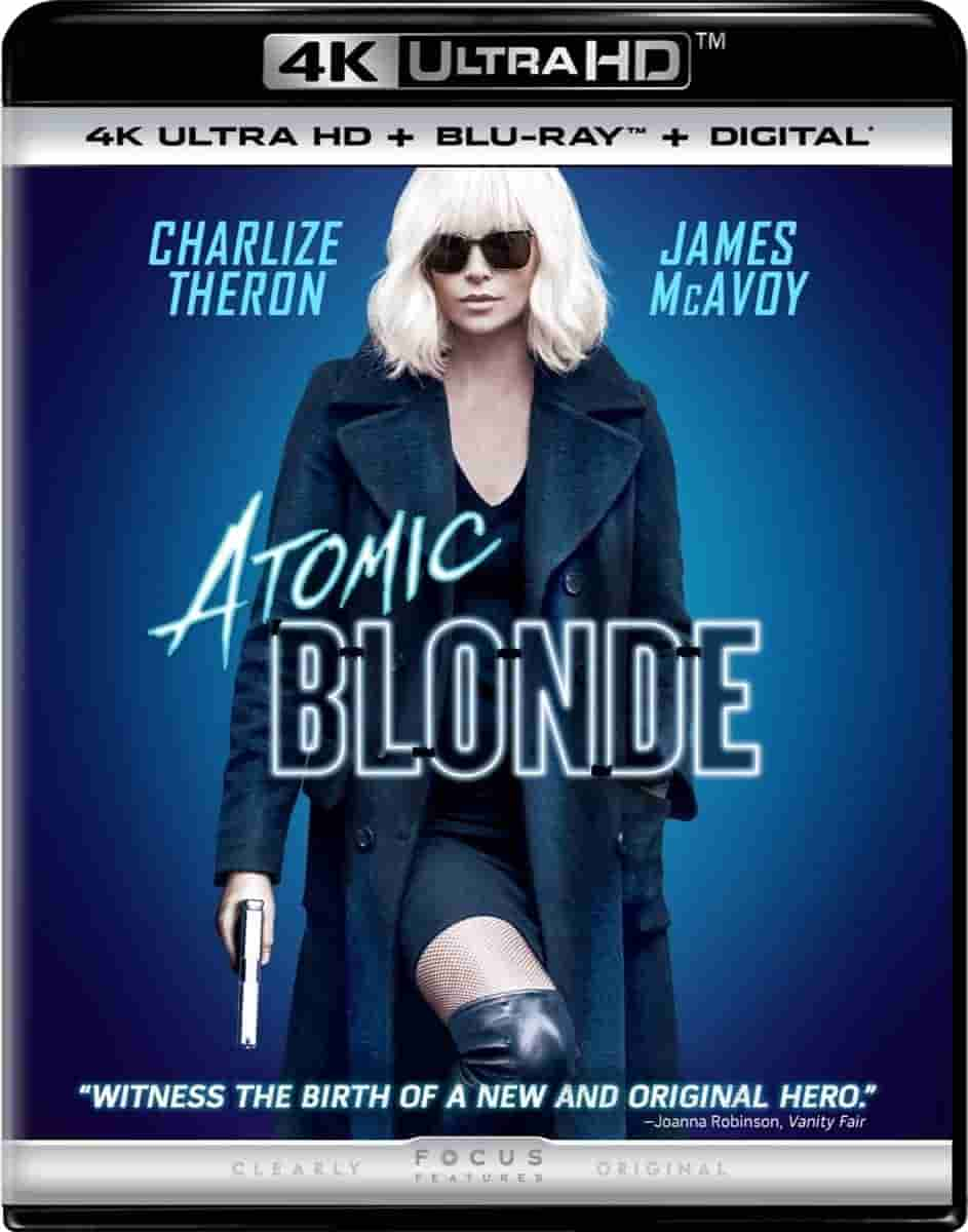Atomic Blonde (2017) 4K Bluray 2160p