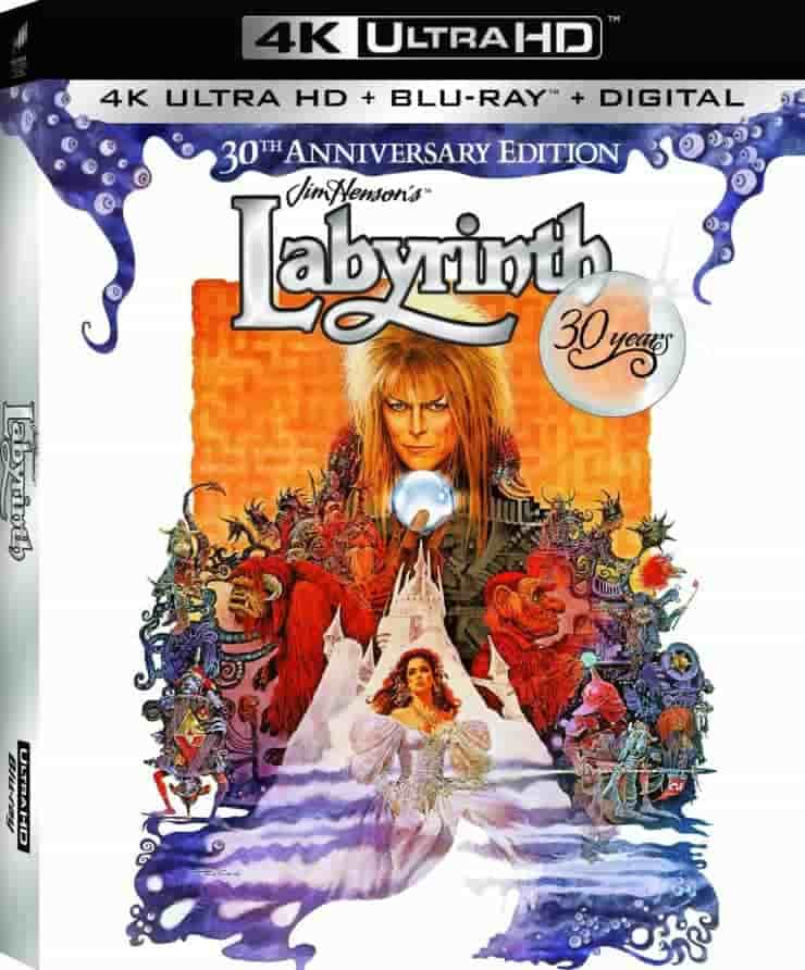 Labyrinth (1986) Original Blu-ray REMUX Ultra HD