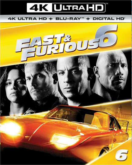 Fast and Furious 6 (2013) EXTENDED 4K UHD