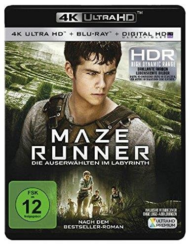 The Maze Runner (2014) 4K Ultra HD