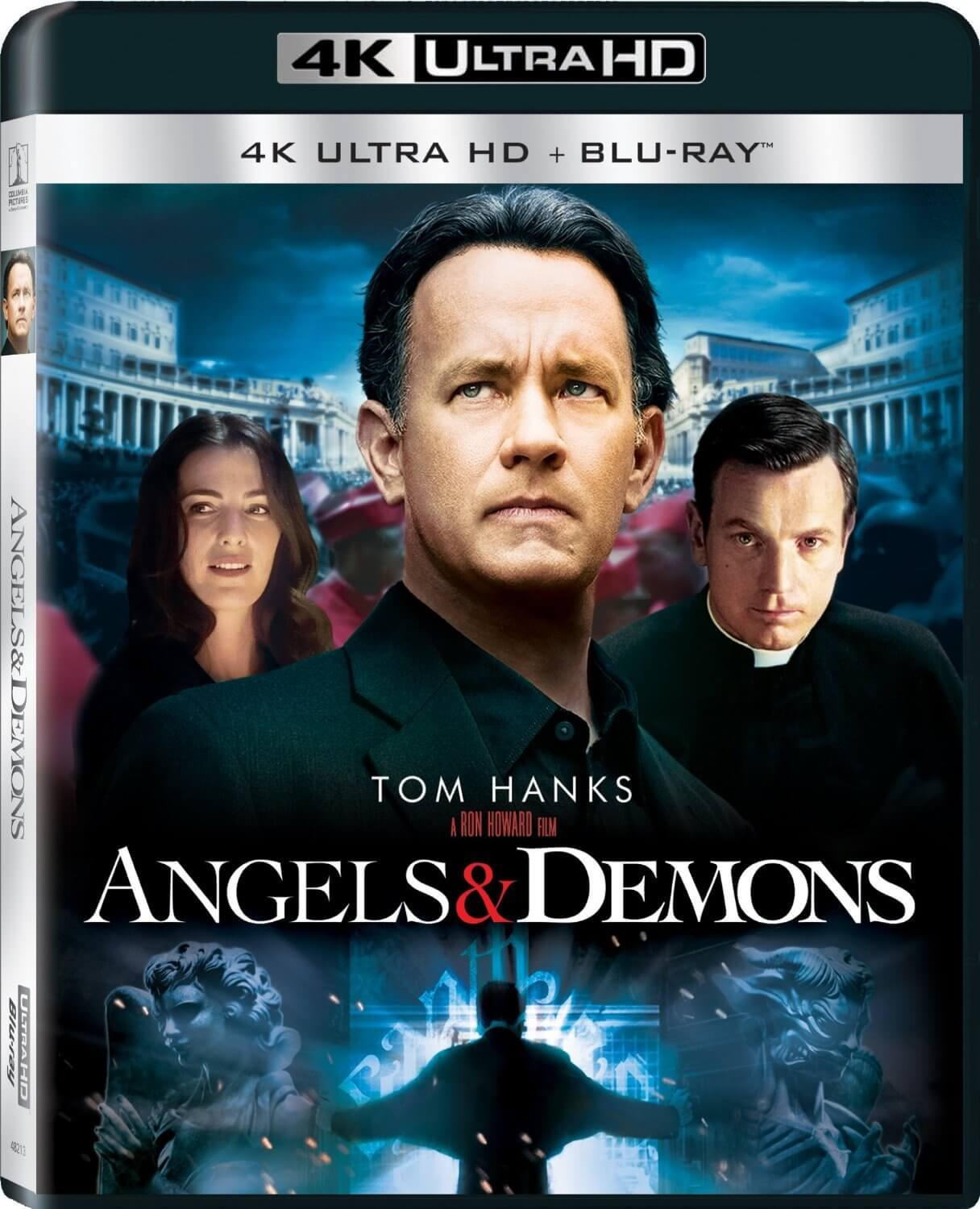 Angels & Demons 4K 2009