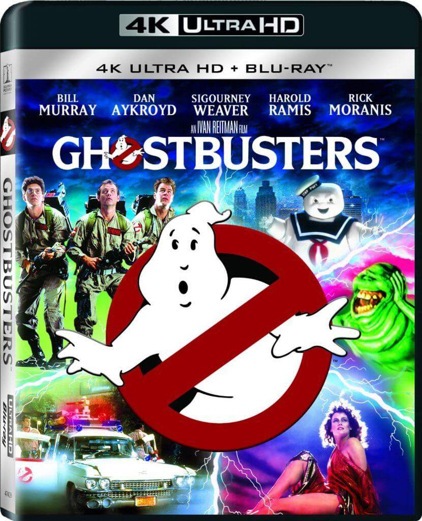 Ghostbusters (1984) 4K Ultra HD