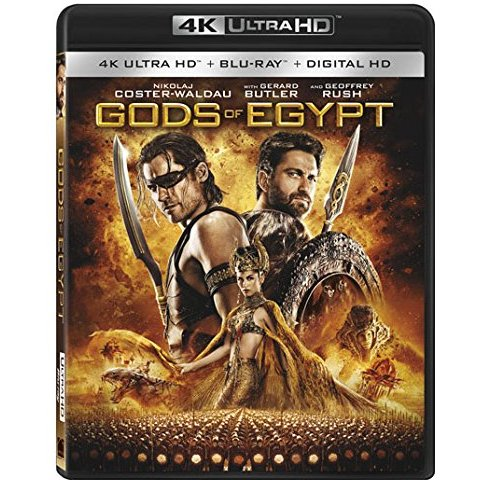Gods of Egypt (2016) 4K Ultra HD