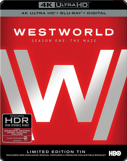 Westworld - Season One 4K Ultra HD 2160P