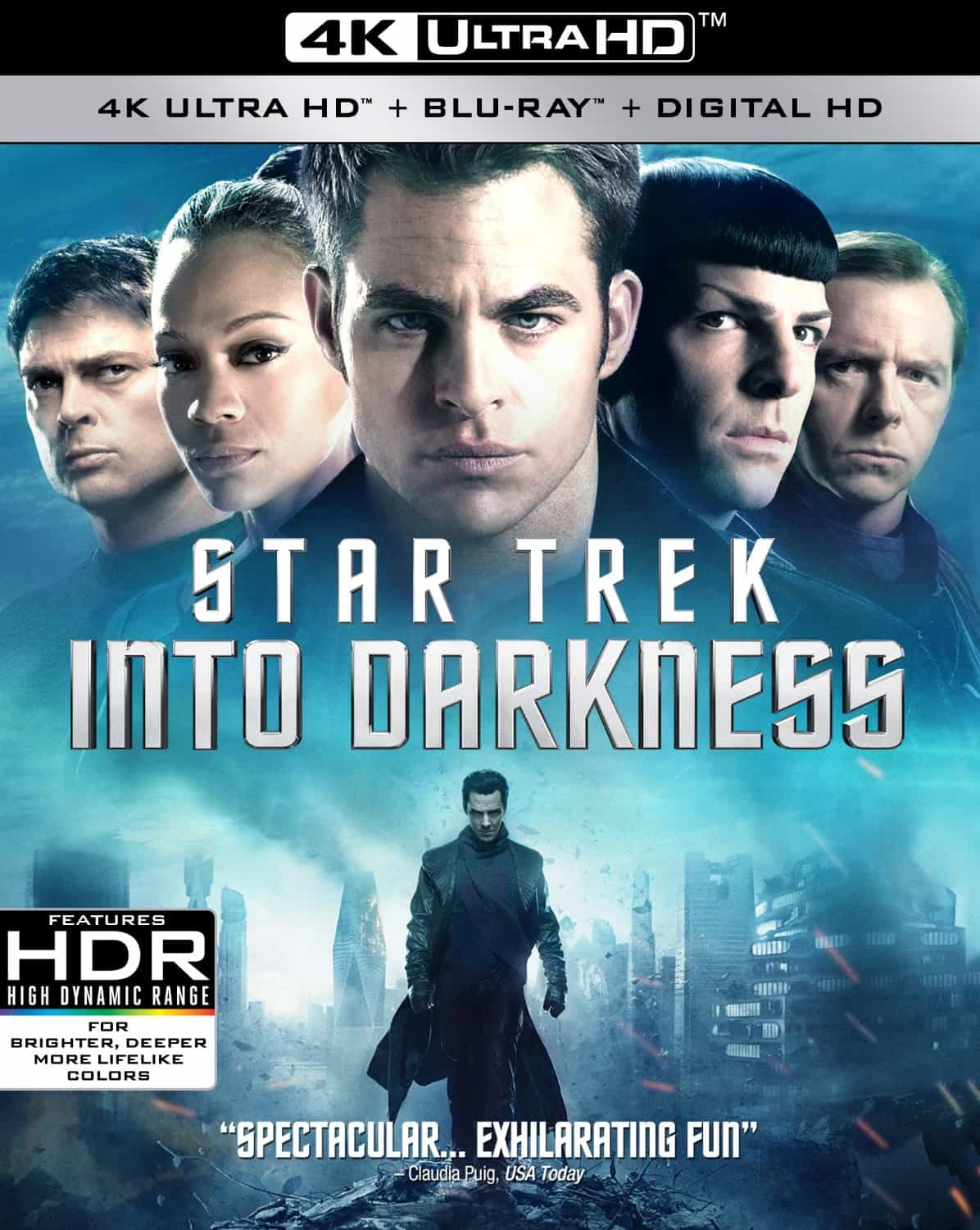 Star Trek Into Darkness 2013 4k Ultra HD 2160p