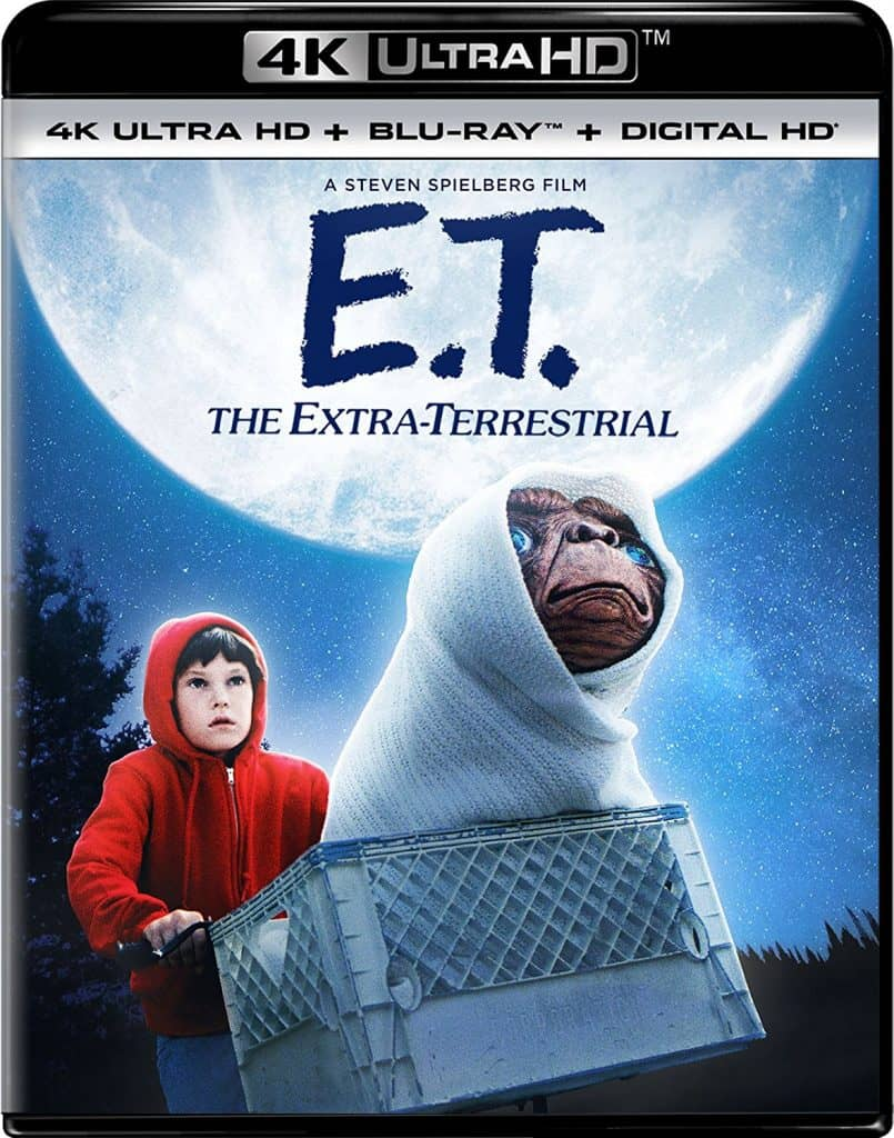 E.T. the Extra-Terrestrial 1982 4K Ultra HD 2160p