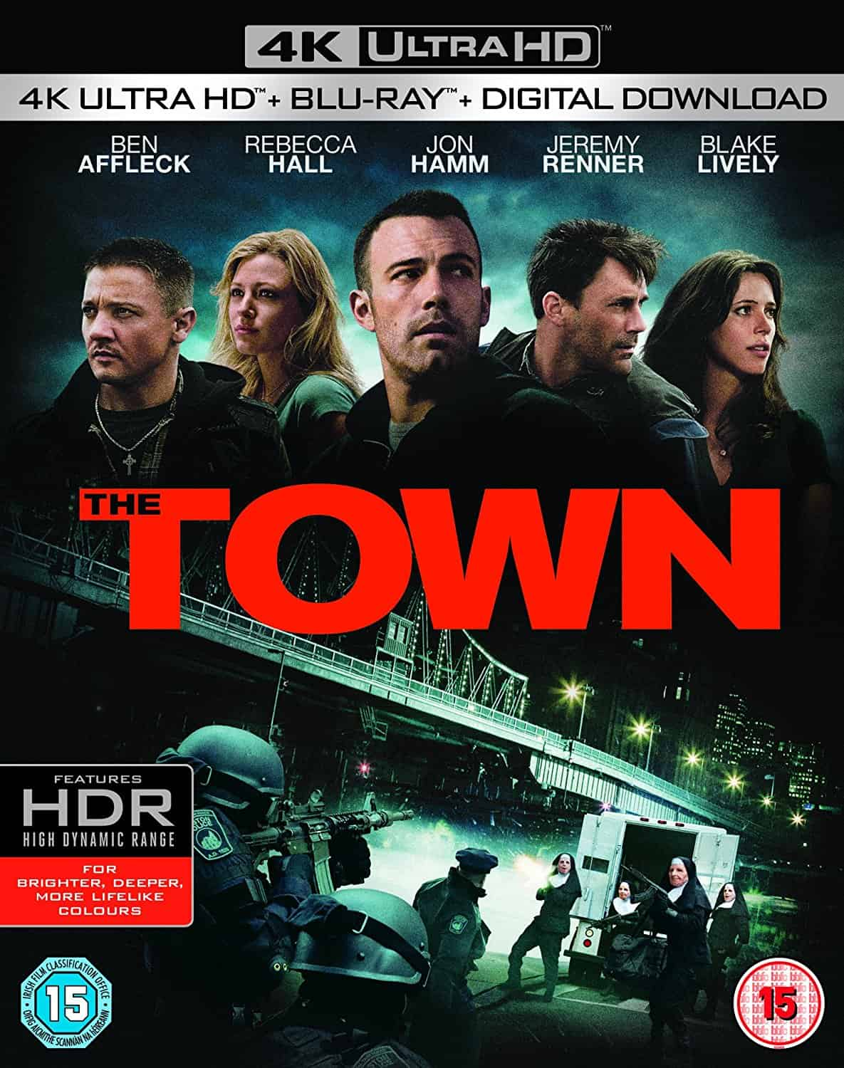 The Town 2010 4K Ultra HD 2160P