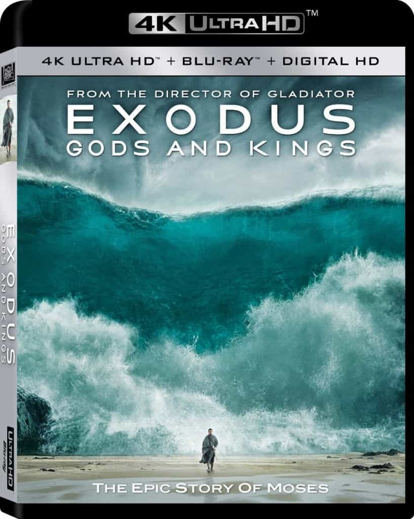 Exodus Gods and Kings 4K 2014